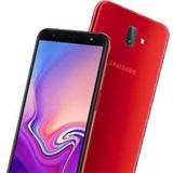 SAMSUNG J610F Galaxy J6+, červená