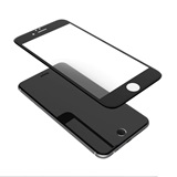 TVRZENÉ sklo Apple iPhone 6 Plus 3D, černá