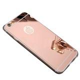 ZRCADLOVÉ pouzdro pro Apple iPhone 6 Plus/6S Plus/7 Plus, Rose